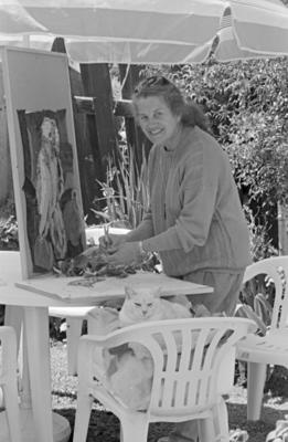 Heather Turner, artist