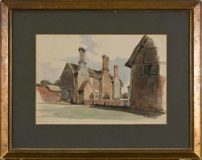Broadhurst Farmhouse, Horsted-Keynes, Sussex