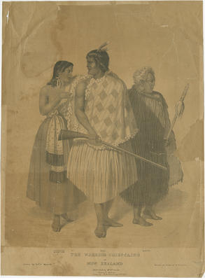 The Warrior Chieftains of New Zealand