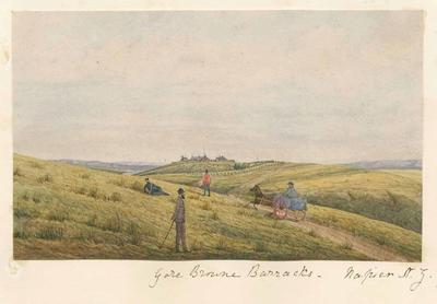Gore Browne Barracks; Barnes, Drury Richard; 66/433/1