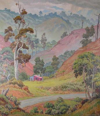 Rain in the Hills, Tarawera
