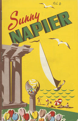 Booklet, Sunny Napier, 1960