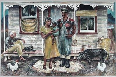 Hokianga Family; Lee-Johnson, Eric Albert