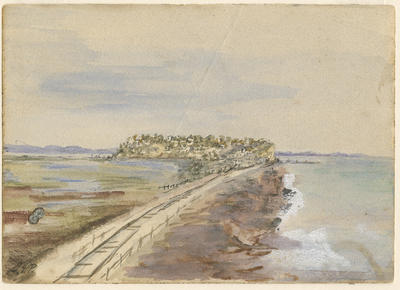 Untitled - Scinde Island, Napier