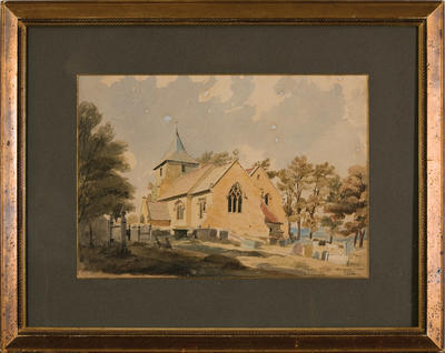 Balcombe Church, Sussex