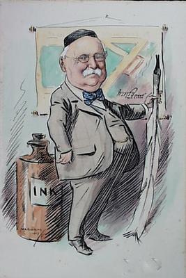 M.N. Bower, Town Clerk; Bowring, Walter Armitage
