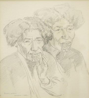 Tapai-o-Rangi and Mataho Rangi; Hipkins, Roland; 58/358