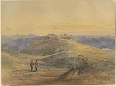 Barrack Hill, Napier