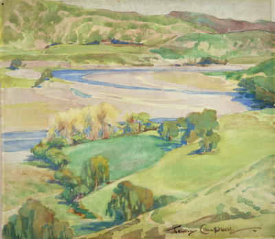 Tukituki River; Campbell, Janet; 58/382