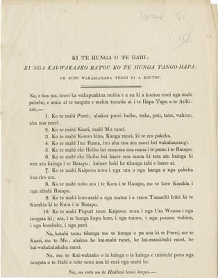 Collection of Hawke's Bay Museums Trust, Ruawharo Tā-ū-rangi, 66148