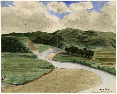 Collection of Hawke's Bay Museums Trust, Ruawharo Tā-ū-rangi, [6615]