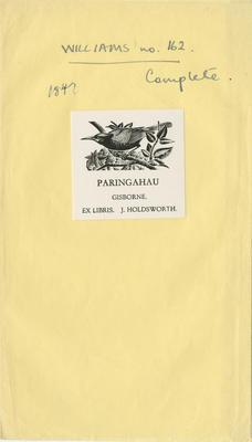 Collection of Hawke's Bay Museums Trust, Ruawharo Tā-ū-rangi, 66151