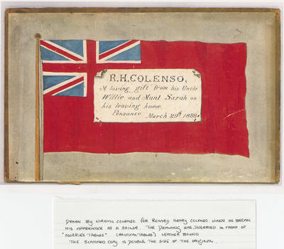 Collection of Hawke's Bay Museums Trust, Ruawharo Tā-ū-rangi, [66290]