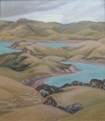 Hills and Water