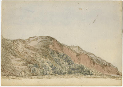 The Red Cliff, Hawke's Bay