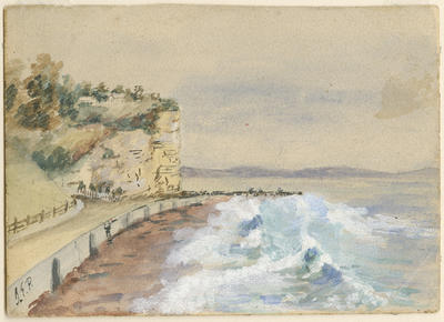 Napier Bluff and Breakwater view near Coote Rd area