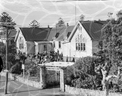 Hastings Street School, Napier