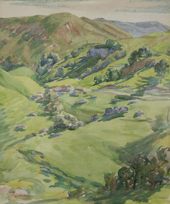 Untitled - green hills
