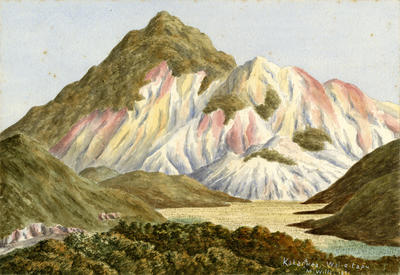 Collection of Hawke's Bay Museums Trust, Ruawharo Tā-ū-rangi, 75/26