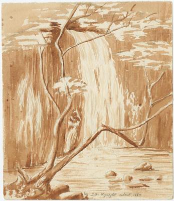 Untitled - waterfall