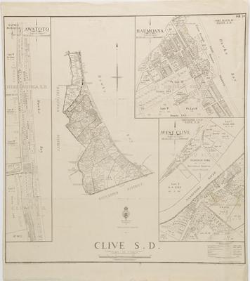 Plan, Clive