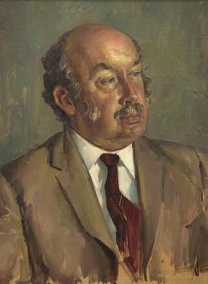 Portrait of J.S.B. Munro