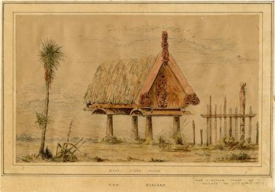 Maori Storehouse