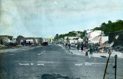 Tennyson Street, Napier