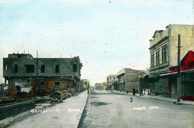 Emerson Street, Napier; Sorrell, Percy Caz