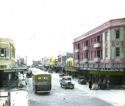 Emerson Street, Napier