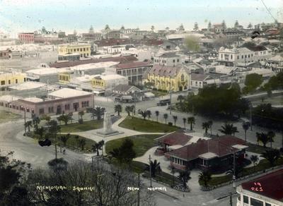 Memorial Square, New Napier