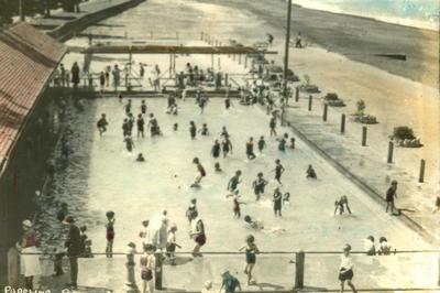 Paddling pool, Napier