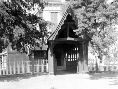 St Matthew's Anglican Church, Hastings