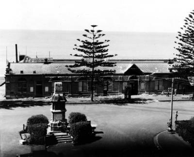 Municipal Public Baths, Napier