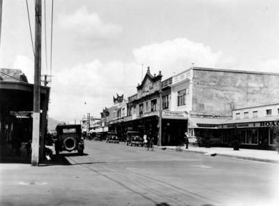 Heretaunga Street West, Hastings