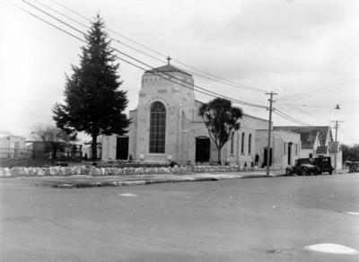Wesleyan Methodist Church, Hastings