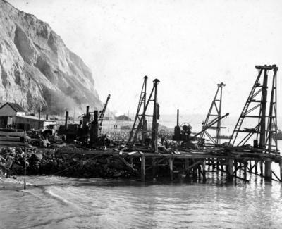 No 1 Wharf, Port Ahuriri, Napier