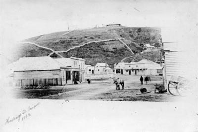 Hastings Street, Napier; Packer & Co