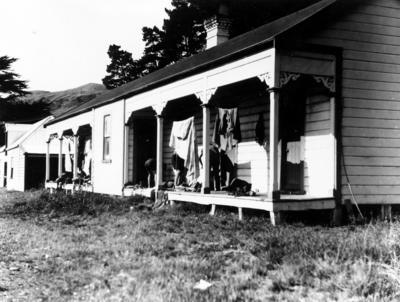 Shearers Quarters, Clifton