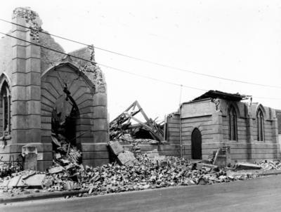 Methodist Church, Hastings
