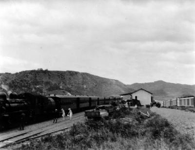 Train station, Hawke's Bay