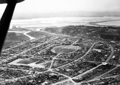 Napier from the air; Lambourne, Cyril Walter