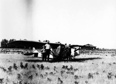 Aeroplane; Lambourne, Cyril Walter