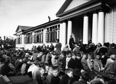 Nelson Park School, Napier