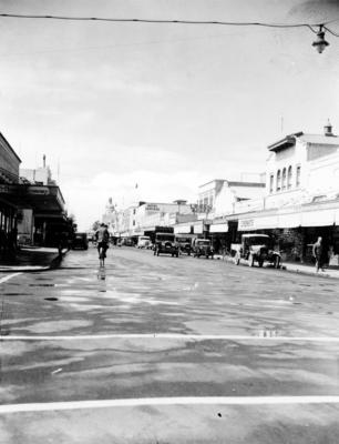 Emerson Street, Napier; Williams, David Godfrey