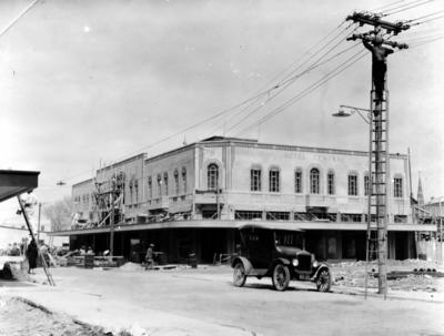 Central Hotel, Napier