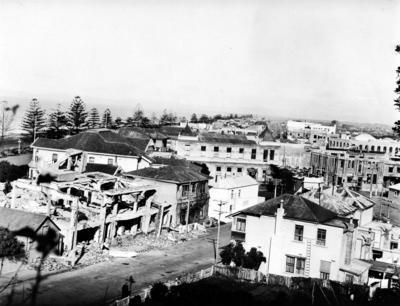 Doctor Moore's Hospital, Napier