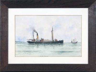 SS Fanny; Norton, Charles Basil; 82/50