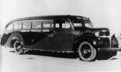 Hawke's Bay Motor Co Ltd Bus