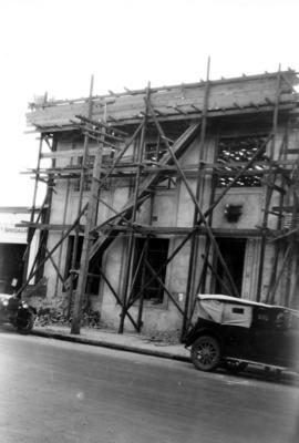 Building, Napier